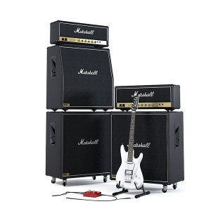 Guitars and Amps and other Band Equipment Transportation