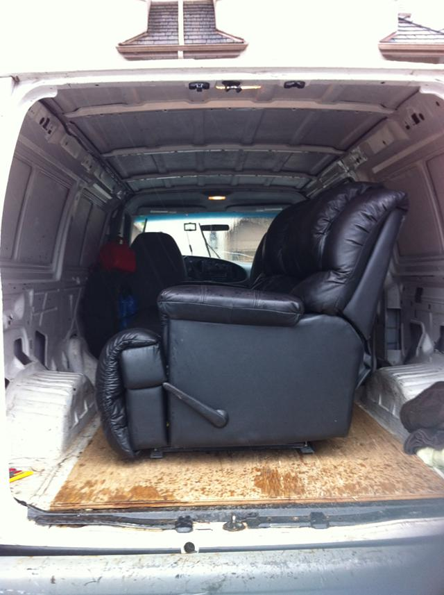 Fully Licenced Dublin Sofa Disposal Service E Van Transportation Has Partnered With An Authorised Waste Specialist In To Offer You