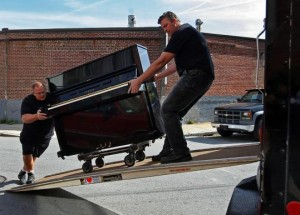 Piano Removals Belfast