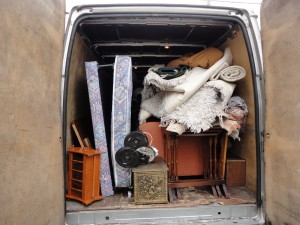 Man with a Van Removals from Sligo