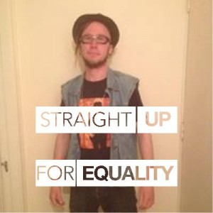 Evan Supports Marriage Equality