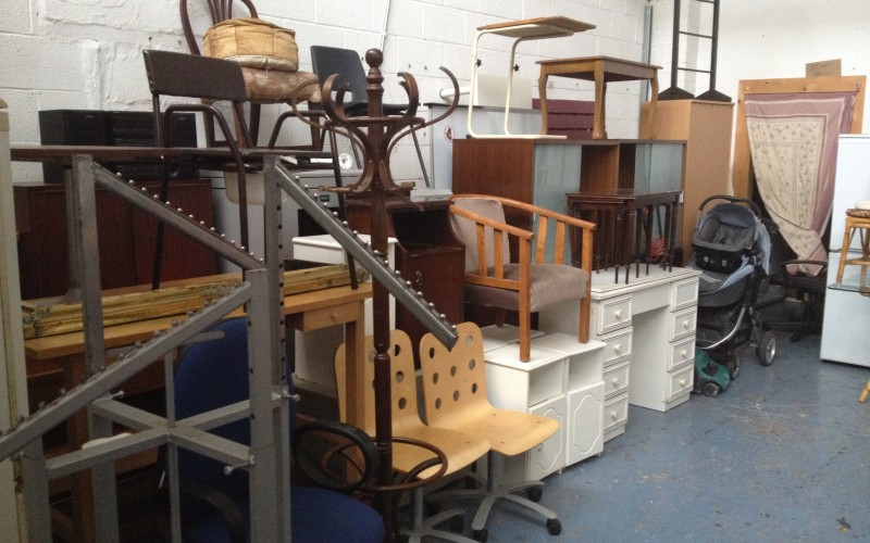 Second-Hand Furniture for Sale - example