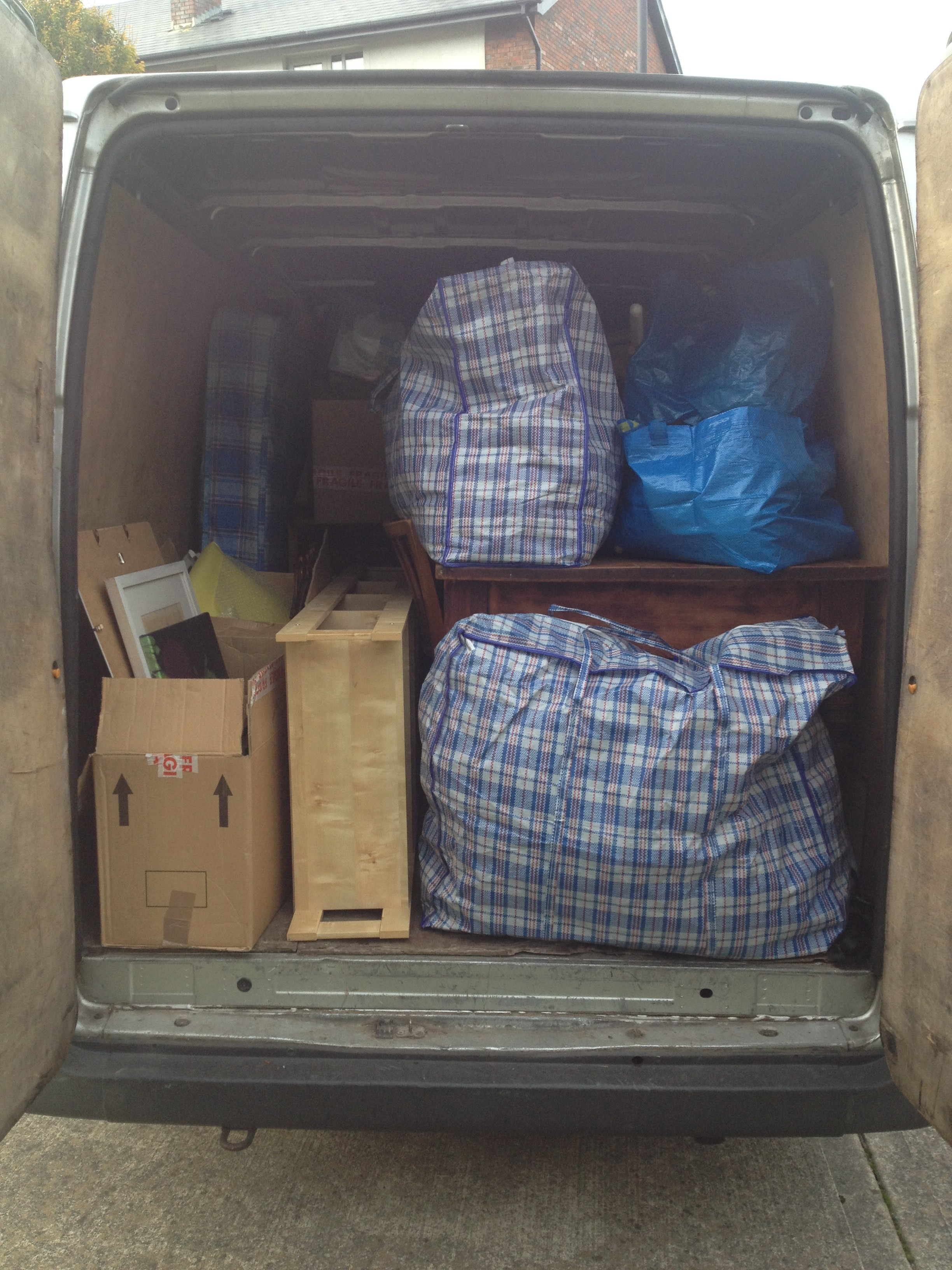 Dublin to Letterkenny Removals Man and Van