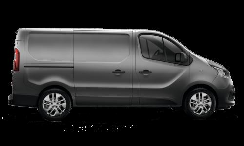 Renault Trafic - Long Wheelbase, Low Roof