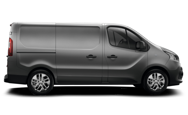 Renault Trafic - Long Wheelbase, Low Roof
