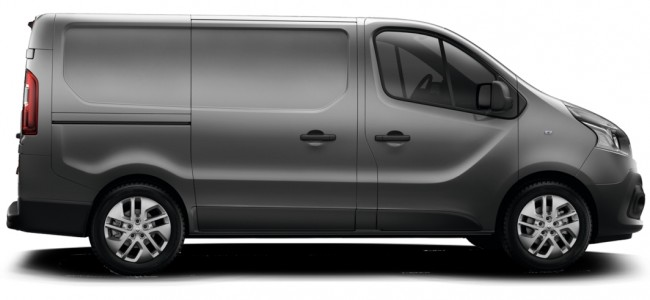 Renault Trafic for Small Moves from €55