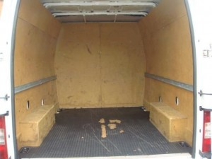 Cheap Naas Home Moving Service Van