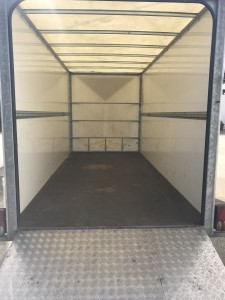 Optional Trailer for Office Removals in Northern Ireland
