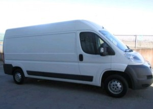 Man with a Van Carlow with Fiat Ducato for House Removals