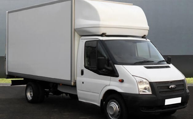Luton Van for Large Office Removals