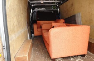Sofa Pick-Up and Delivery in Dublin from €50