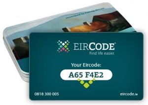 Random Example of Eircode