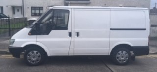 Small Ford Transit for Small House and Apartment Moves