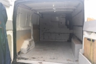 Small Van Capacity for Small Home Moves