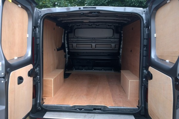 Capacity of Small Van for Small Moves