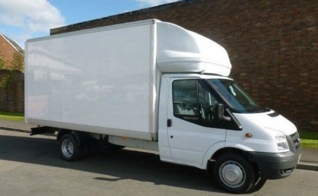 Luton Van for House Removals