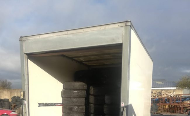 Loading Up a Luton Van for a House Move