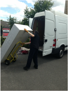 Strong Men and Vans for Furniture Removals in Dublin