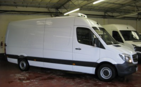 Mercedes Sprinter LWB HR