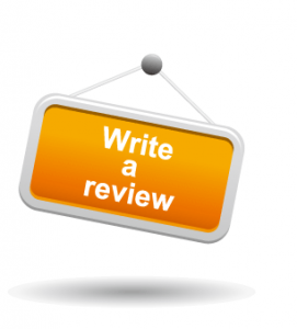 Write a Review of our service