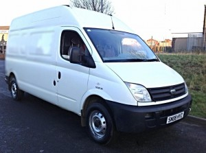 LDV Maxus - high roof, long wheel base