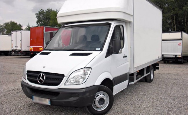 Luton Van for Moving Services