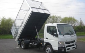 Tipper Lorry for Waste Disposal