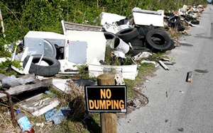 Illegal Dumping in Dublin