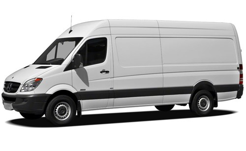 Extra-Large Vans for House Removals
