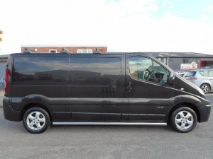 Small Van for Student Moves