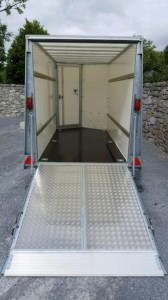 Trailer for additonal capacity for Man with a Van Donegal Removals