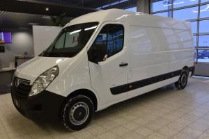 Opel Movano long wheelbase, high roof