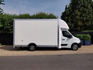 Renault Master Maxiloader box-body van