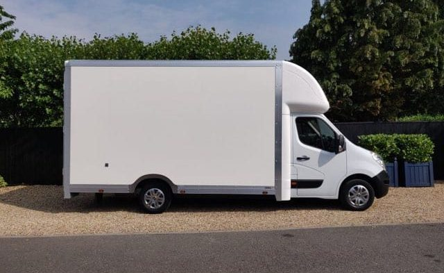 MaxiMover Van for Very Large Office and House Removals
