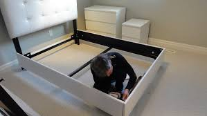 Furniture Dismantling and Reassembly during Home and Office Moving Services